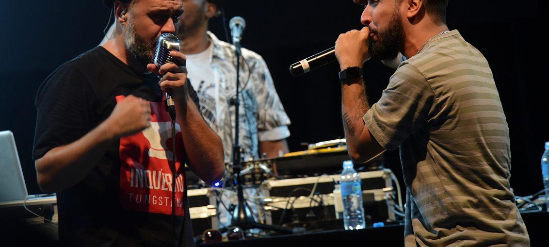 Renan Inquérito e Rashid (foto - Márcio Salata)